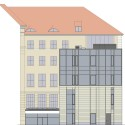 Neostudio-Library-East-elev east elevation