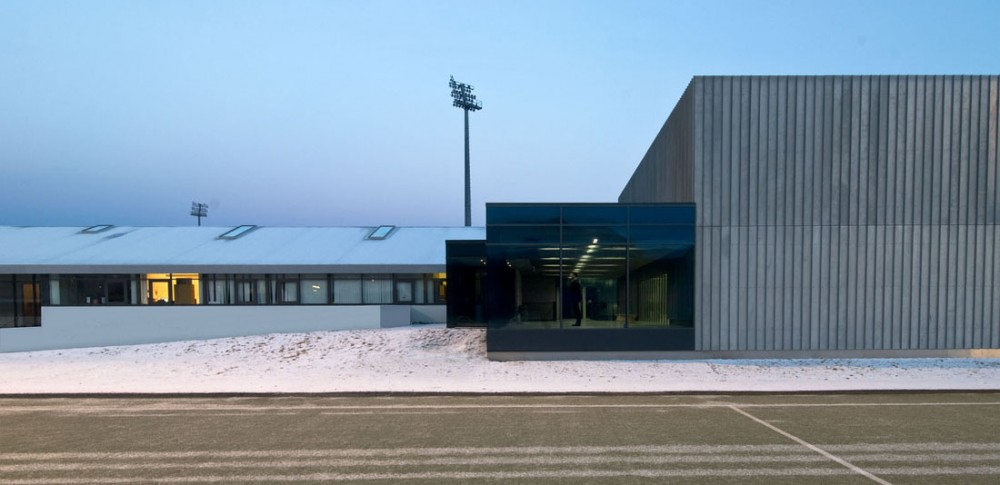 Armann Sports Club / PK Arkitektar