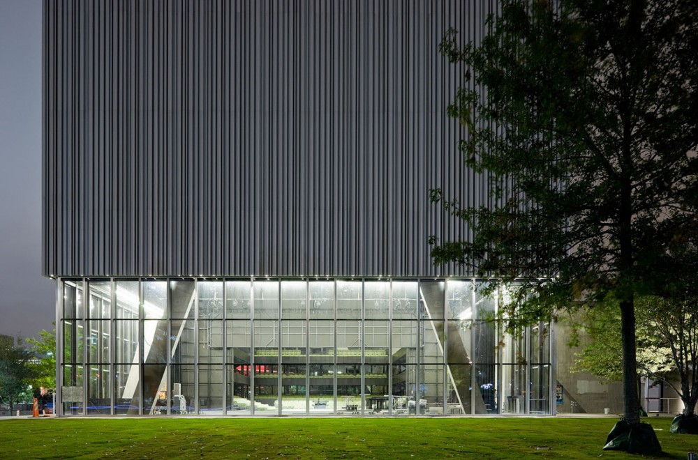 Dee and Charles Wyly Theatre / REX | OMA