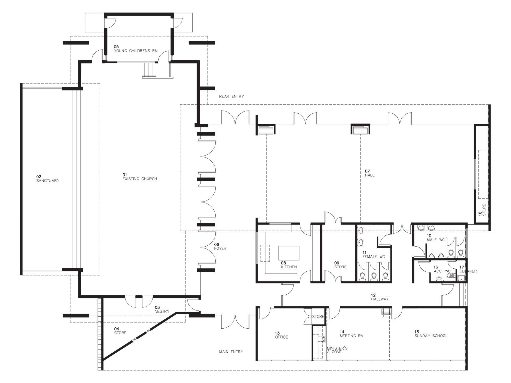 Church Floor Plan Designs Joy Studio Design Gallery