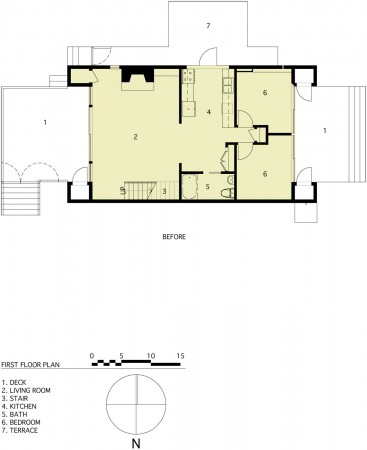 original ground floor plan