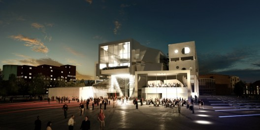 معماری خانه موسیقی