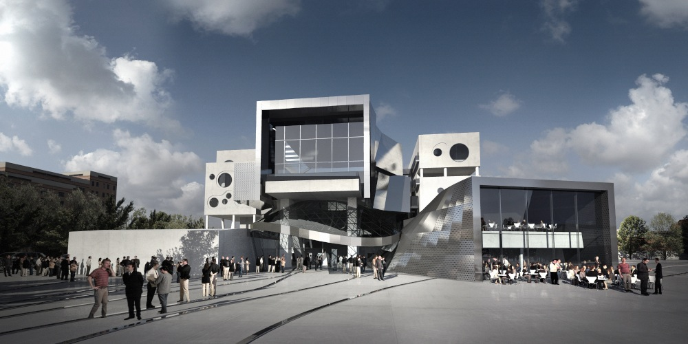 House of Music / Coop Himmelb(l)au