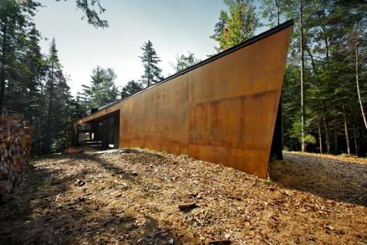 Geometry In Black Yiacouvakis Hamelin Architectes