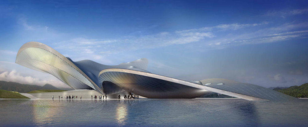 Yeosu Expo 2012 / Nicoletti Associati