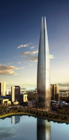 Lotte Super Tower / KPF
