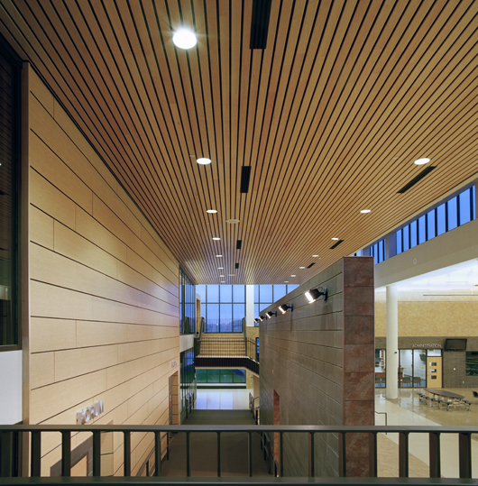Architectural Metal Panels Ceiling : Box series hunter douglas contract archdaily