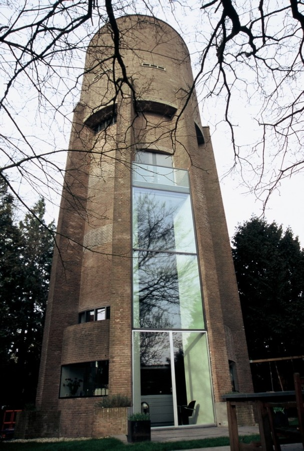 Watertower of Living / Zecc Architecten