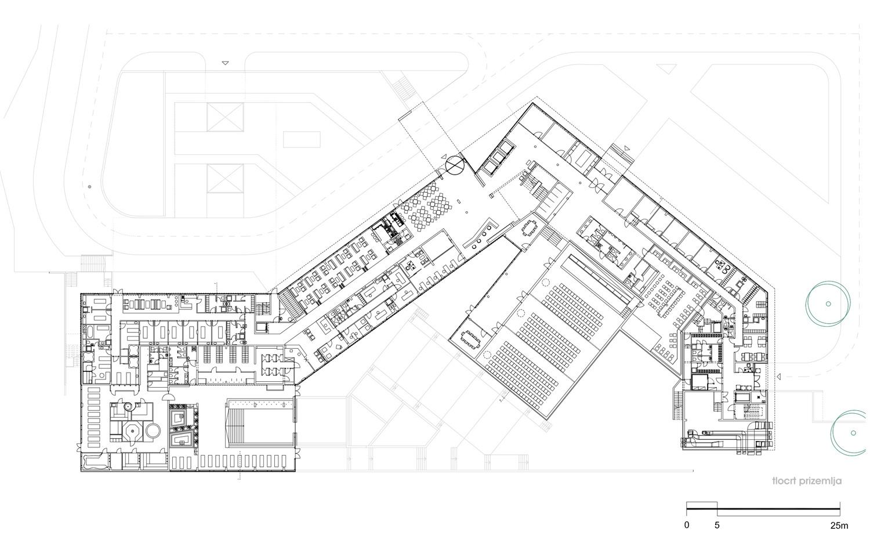 1257884128 ground floor 1500 934 plan for Hotel floor plan design