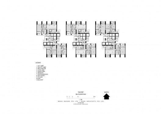 20th floor plan