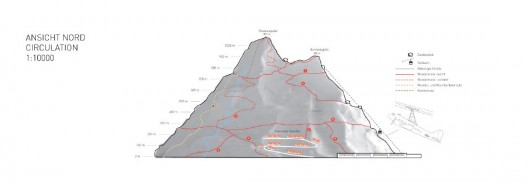 The Berg: The biggest artificial mountain in the world