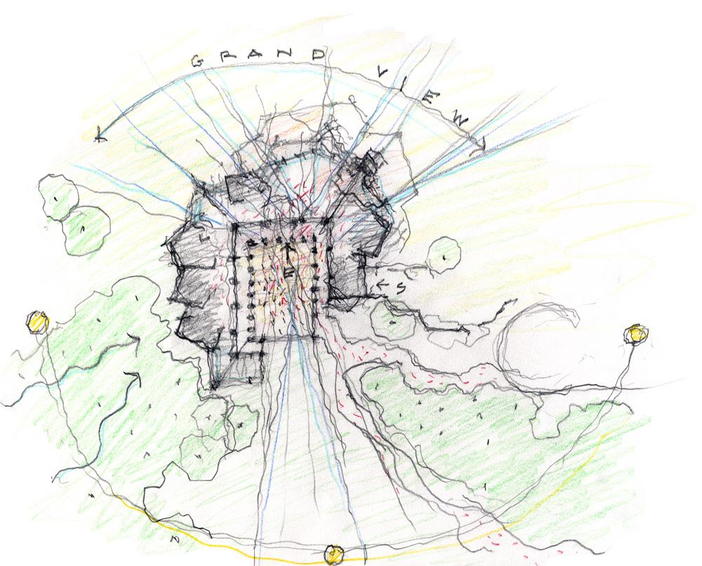 Architecture Photography Sun Study Plan 40801