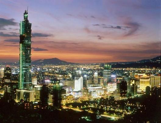 Taipei 101 to become the world's tallest green building