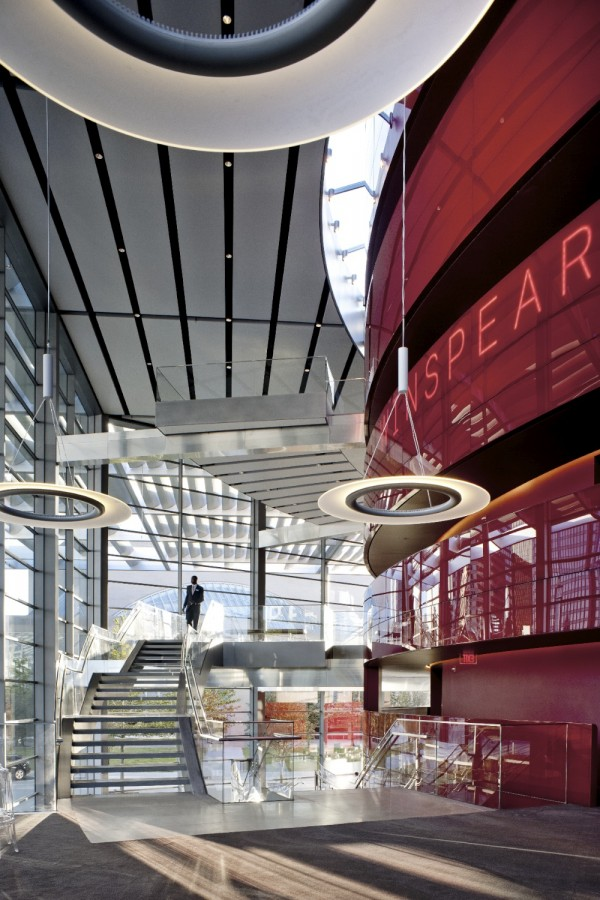 Winspear Opera House / Foster + Partners