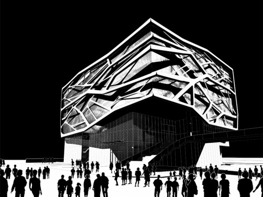 Gimpo Art Hall / G.Lab*