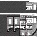 underground & first floor plan