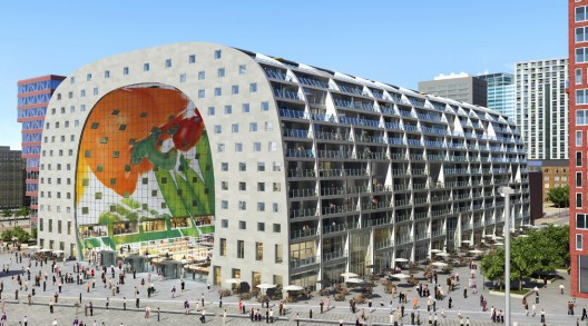 Markthal Rotterdam - Still 5