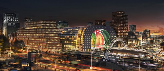 Markthal Rotterdam - Still 4  Provast