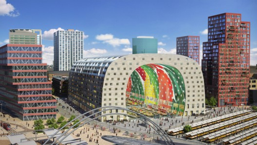 Markthal Rotterdam - Still 3  Provast