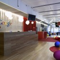 Google EMEA Engineering Hub / Camezind Evolution