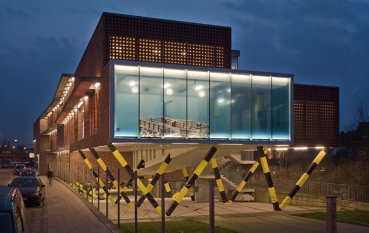 VDAB Office Building / BOB361 Architects