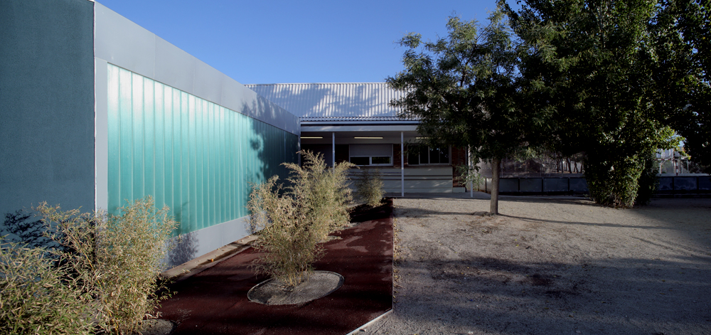 School extension in Tarrega / NUG Arquitectes