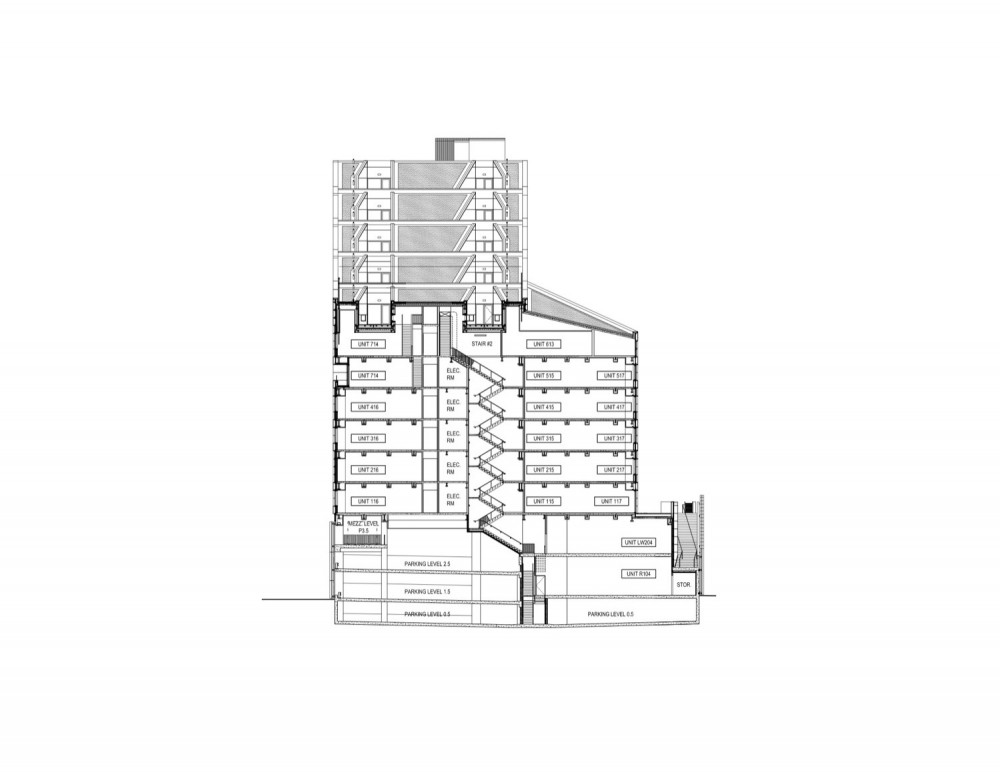 Macallen Building Condominiums / office dA