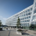 Unilever, Hamburg, Behnisch Architekten  Adam Mrk