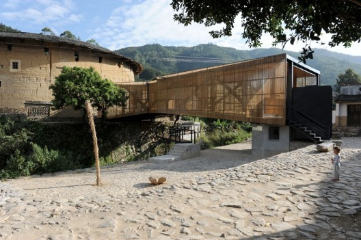 Bridge School / Li Xiaodong Atelier  Li Xiaodong