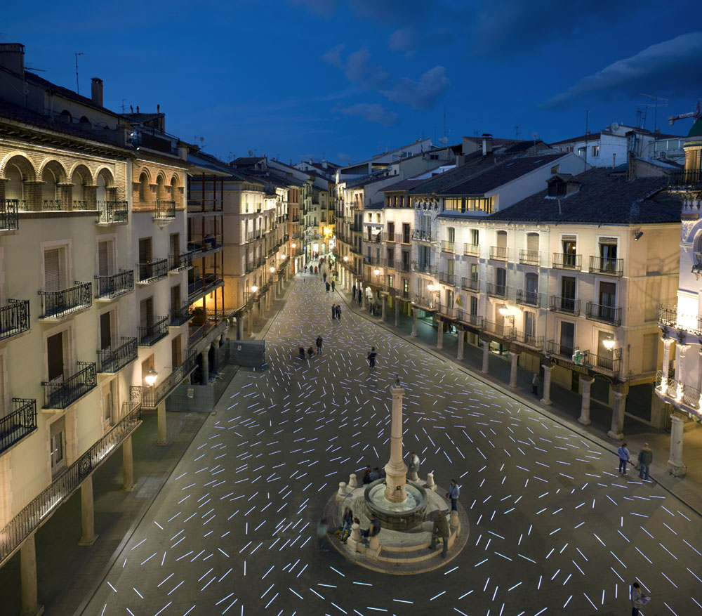 Plaza del Torico / b720 Fermn Vzquez Arquitectos