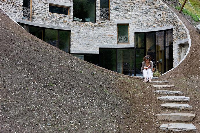 Villa-Vals-SeARCH-6538 @ Iwan Baan