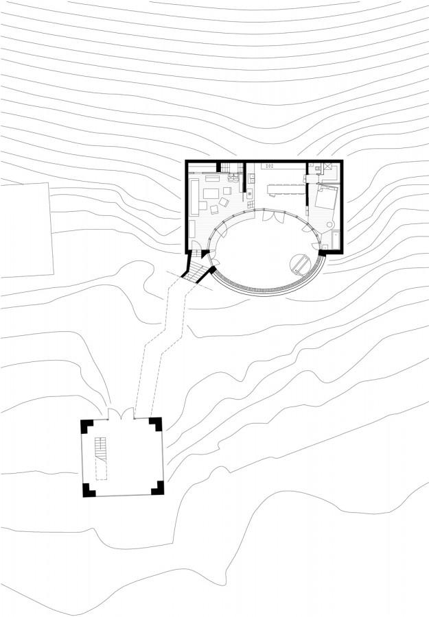 honours project honours project villa vals. Black Bedroom Furniture Sets. Home Design Ideas