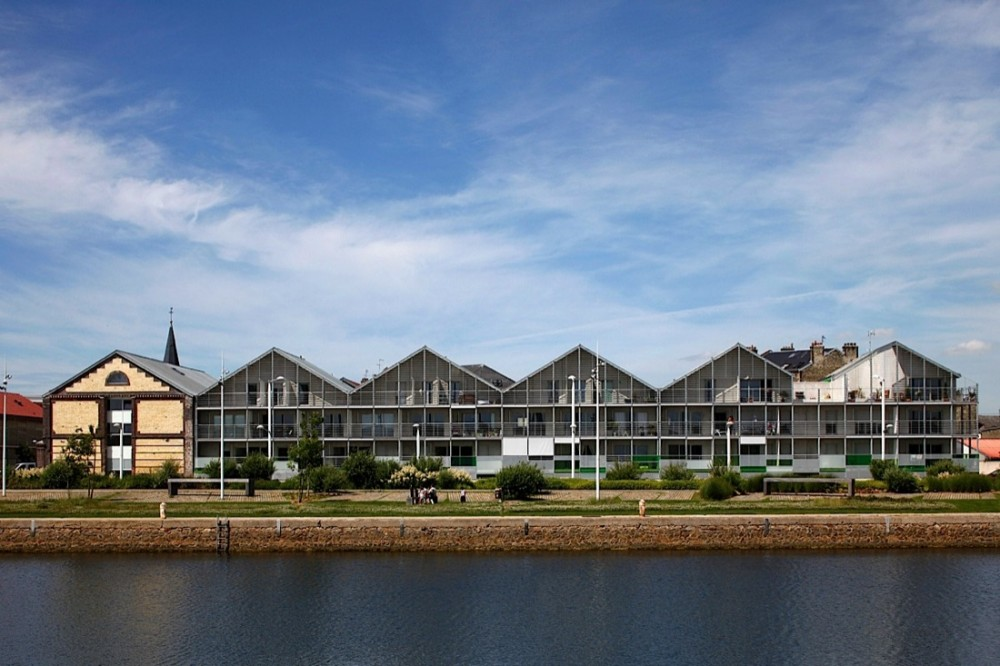 The Docks Dombasles / Hamonic + Masson architects