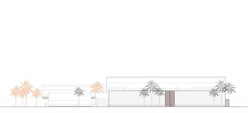 casas de campo planos. House in Casa de Campo / A-