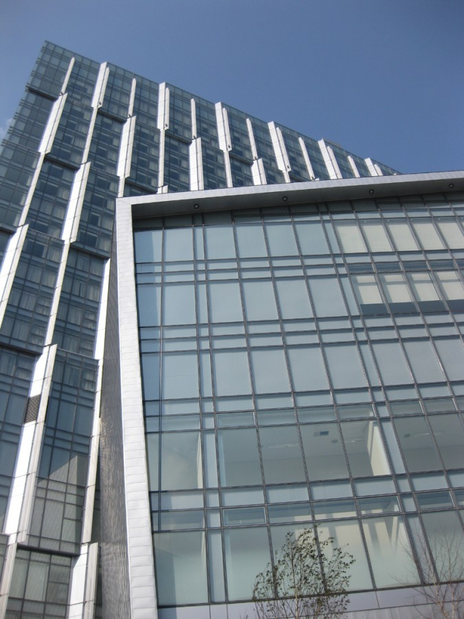 Sheraton Incheon Hotel in Korea / HOK
