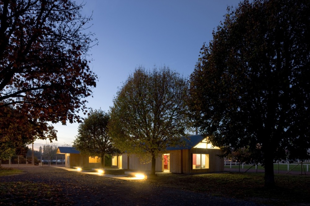 Vass Municipal Campground / Julien Boidot