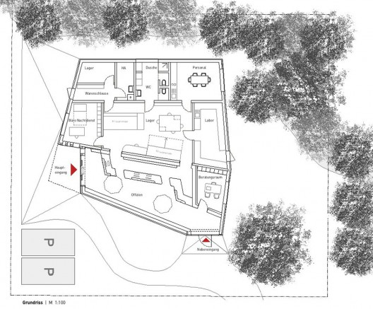 Body shop floor plans over 5000 house plans for Grooming shop floor plans
