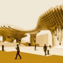 metropol-parasol-project-in-seville-by-jurgen-mayer-h111 © Jürgen Mayer Architects