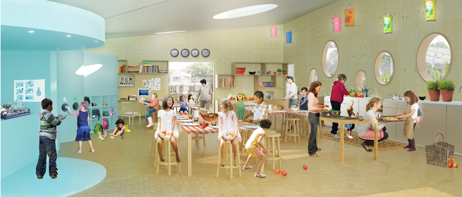 Edible Schoolyard / Work AC