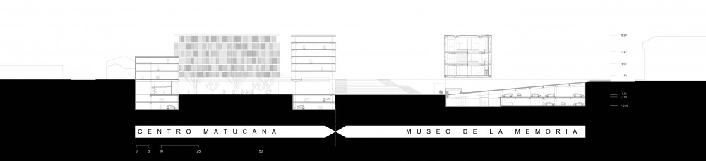 Memory Museum / Estudio America