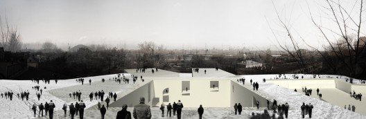 Museum of Polish History proposal / Paisajes Emergentes