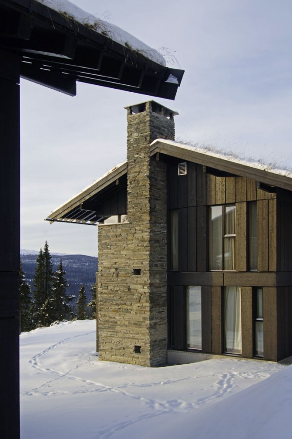 Nirvana Mountain apartments / JVA