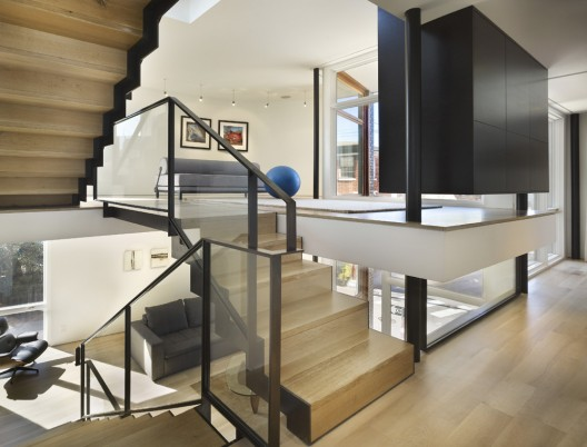 Split Level House Qb Design Archdaily