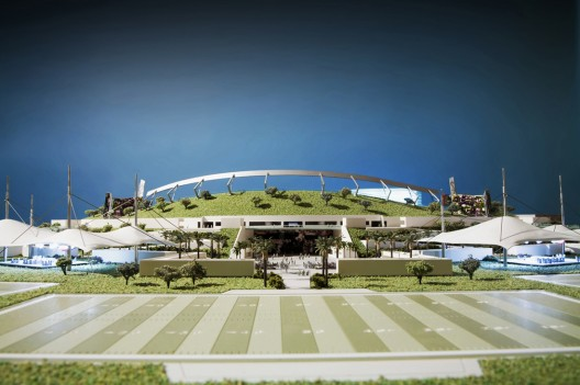 LA_NFL_Stadium_Model_Berm LA_NFL_Stadium_Model_Berm