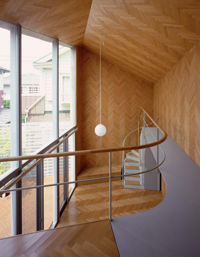 Rainy|Sunny / Mount Fuji Architects Studio