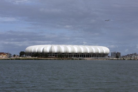 Nelson Mandela Bay Multi Purpose Arena ©gmp – von Gerkan, Marg und Partner Architects, Berlin / Photo by: Marcus Bredt
