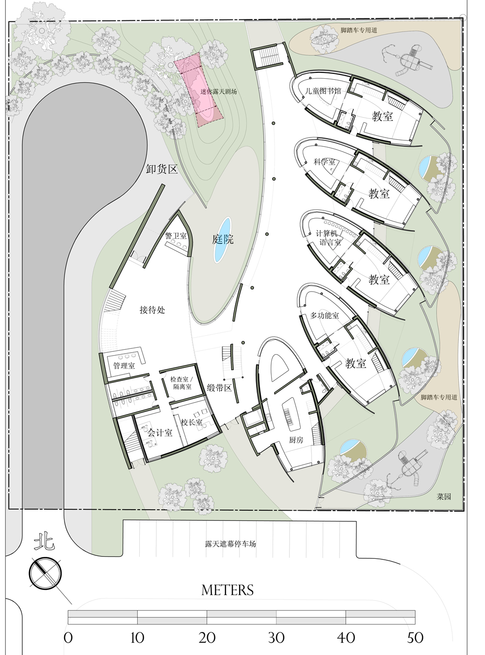 Architectural site plan for Site plan architecture