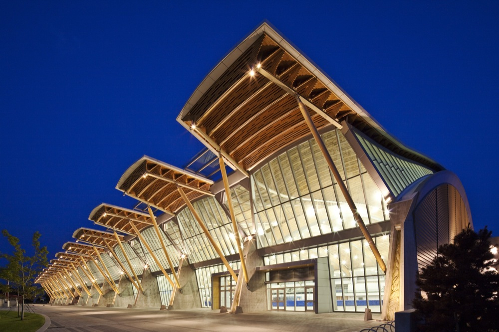 Richmond Olympic Oval / Cannon Design