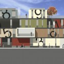 Facade_02_condominio-P_full elevation 02