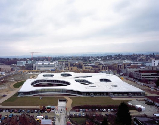 rlc02 © Rolex Learning Center